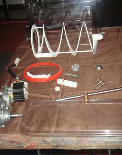 granita machine parts