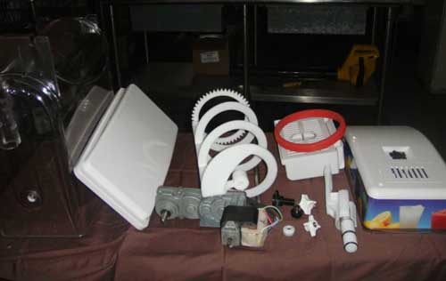 Granita Margarita Slush Machine Parts Mega Sale Ebay