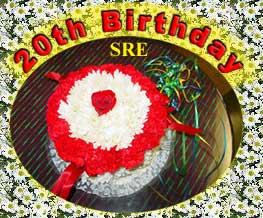 20th Birthday SRE!