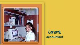 Lorena - Accountant