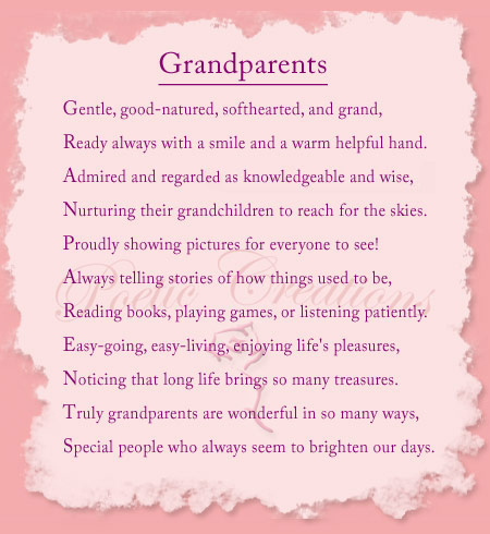i love you grandpa poems - photo #25